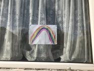 Rainbows in Window by Niharika, Veer and...