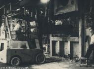 Last week of production, Rheola Works, August 1981