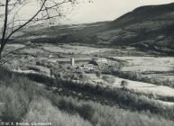 View of Rheola Works, Glyn-neath, 1981