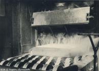 Aluminium production, Rheola Works, Glyn-neath,...