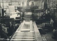 Aluminium sheet, Rheola Works, Glynneath, 1981