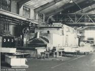 Machinery,  Rheola Works, Glynneath, 1981