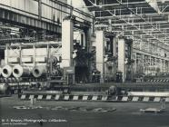 Stordy machines, Rheola Works, Glynneath, 1981