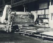 Aluminium Sheets, Rheola Works, Glynneath, 1981