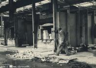 Clearing work begins at Rheola Works factory,...