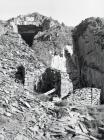 Tramway incline winding house, Aberllefenni quarry