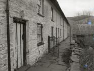 Bleumarris quarrymen's cottages,...