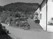 Caerbont Terrace, Ceinws / Esgairgeiliog, May 2004
