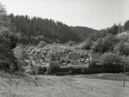 View of Ceinws/Esgairgeiliog and Forestry...