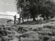 Style on footpath to Cambria Wyn Quarry, Ceinws...