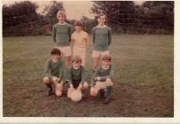 Six a side football team
