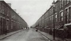 Jubilee Road at New Tredegar, c1911