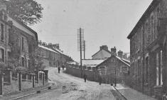 Elliot's Town, New Tredegar, early 1900&...