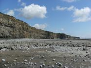 Llantwit Major shoreline