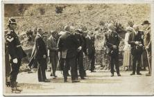 Prince of Wales visit to Glyncornel, Tonypandy