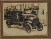 Cardiff City Police Fire Brigade
