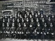Monmouthshire Constabulary 1912