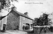 Penpentre,Aberangell,1902