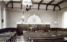 Bethania chapel Aberangell 1920s