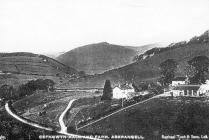Cefngwyn, Aberangell, Late 1920s