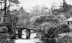 Cwmllecoediog Lodge Bridge Aberangell, Early 1930s