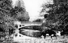 Pont Wen, Aberangell,1932