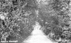 Aberangell Village Entrance, Mid 1930s