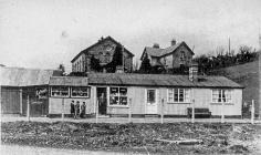 Bungalow Stores Aberangell, late 1930s