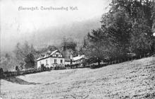 Cwmllecoediog Hall, Aberangell 1902