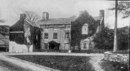Peniarth Arms (now the Brigands Inn) Mallwyd...
