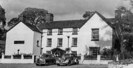 Brigands Inn, Mallwyd Late 1950s