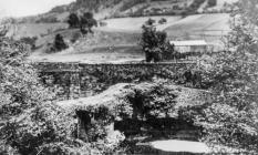 Minllyn Bridge, 1930s