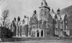 Plas Dinas  Early 1900s