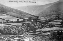Maesglase Falls, late 1920s