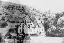 Buckley Arms hotel, Minllyn Early 1930s