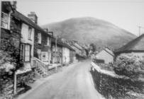 Dinas Mawddwy High Street 1955