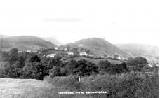 Aberangell view 1912