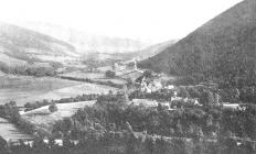 View from Moel Benddin, about 1900