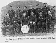 AOP Crew inc Edward Lewis 1943