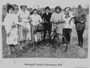 Aberangell Carnival Prizewinners 1964