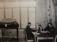 Barracks Room No 6 British Flying Training...