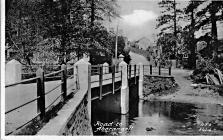Bridge over the Angell Mid 1930s
