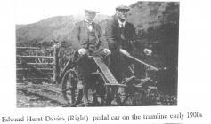 Ed Hurst Davies 1900s