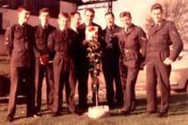John Langcake: Radar Training Course, RAF...