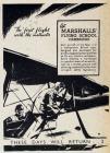 Marshall Flying School Leaflet 1942