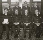 John Langcake: Meritorius Service Medal...