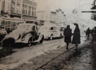 Main Street, Moncton, Canada 1942/43