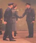 John Langcake: Princess Anne Visits RAF...