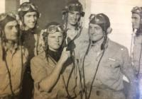 RAF Cadet Pilots in Ponca City, Oklahoma 1943