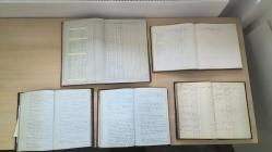 Lysaght Institute committee books mid 20th century